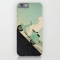 iPhone & iPod Case featuring veeespa by Marco Puccini