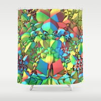 In The Tropics Shower Curtain