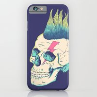 Skull Punk iPhone 6 Slim Case