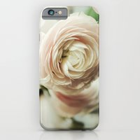iPhone & iPod Case featuring Ranunculus Dreams by Chelsea Victoria