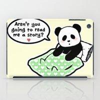 Read Panda A Story iPad Case