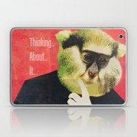 Thinking About It... Laptop & iPad Skin