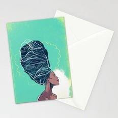 Erykah Badu Stationery Cards