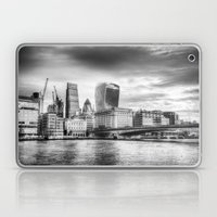 City Of London And River… Laptop & iPad Skin