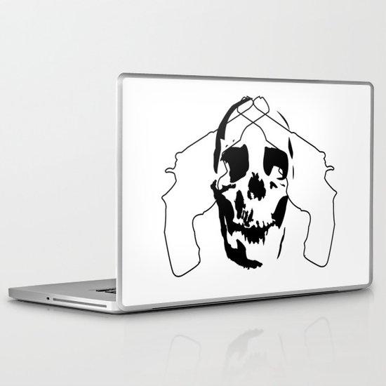 Death Bang Laptop & iPad Skin