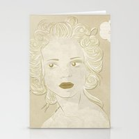 Pretty on the Inside Stationery Cards