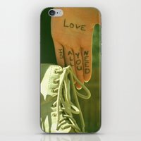 John Had It Right The Wh… iPhone & iPod Skin