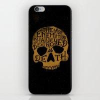 Last Enemy iPhone & iPod Skin