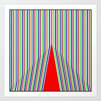 RGB3 Art Print