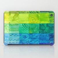 Bali Quilt iPad Case