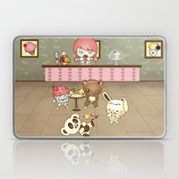 Ice Cream Shop Laptop & iPad Skin