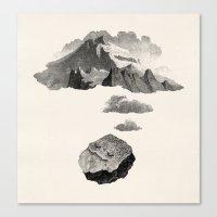Boulder Dreams Canvas Print