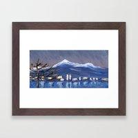 Monet Study 2 Framed Art Print