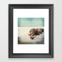Winter Moods Framed Art Print