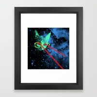 Mister Mittens' Big Adventure Framed Art Print