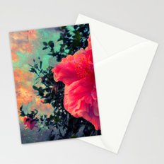 Bloom into a Galaxy Stationery Cards