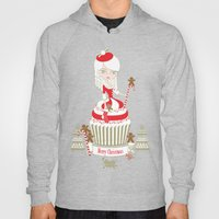 Merry Lady Christmas Cup… Hoody