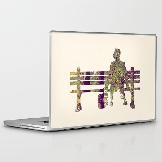 Forrest Laptop & iPad Skin