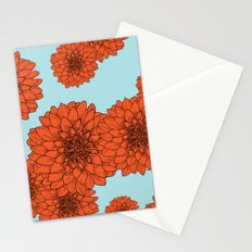 Flower Two Stationery Cards