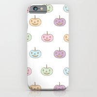 Jack o Lantern pastels  iPhone 6 Slim Case