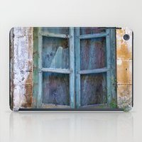 Abandoned Sicilian House in Noto iPad Case