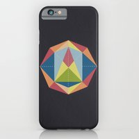 iPhone & iPod Case featuring Prisme 1 by Koko Plasma