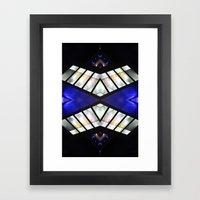 ECP 0215 (Symmetry Serie… Framed Art Print