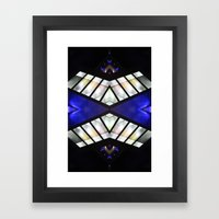 ECP 0215 (Symmetry Serie… Framed Art Print