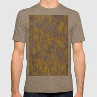 InDepth Mens Fitted Tee Tri-Coffee SMALL