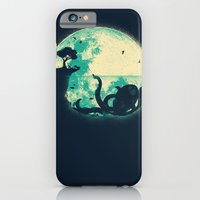 space iPhone & iPod Cases featuring The Big One by Jay Fleck