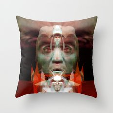 Cosby #7 Throw Pillow