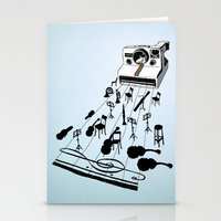 Musical Moment Stationery Cards