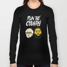 Run The Country Long Sleeve T-shirt