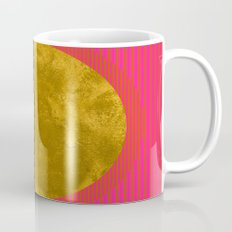 Abstract Sunset Mug