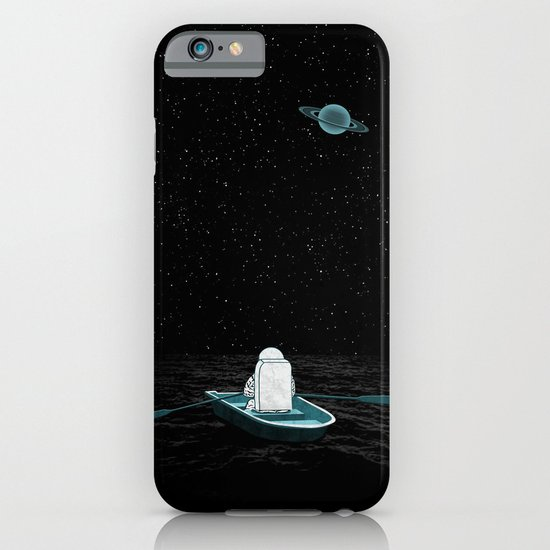 A Space Odyssey iPhone & iPod Case