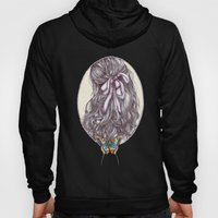 Bow and Butterfly Hoody
