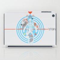 Tron iPad Case