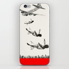FEMINICIDE iPhone & iPod Skin