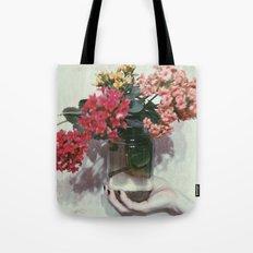 Florajar Tote Bag