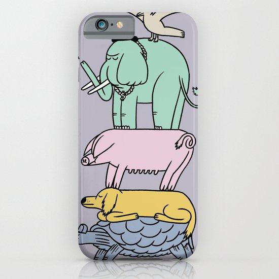 ANIMAL TOTUM iPhone & iPod Case