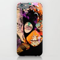 iPhone & iPod Case featuring Superheroes SF by Irmak Akcadogan