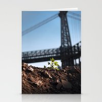 A Tree Grows In Brooklyn Stationery Cards