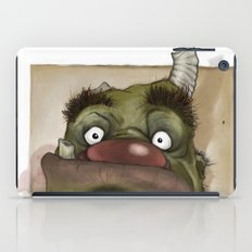 Ogre George iPad Case