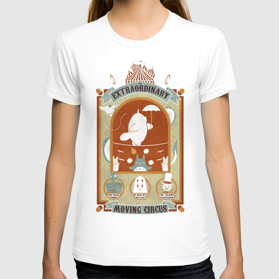 The Moving Circus T-shirt
