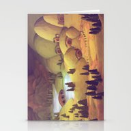 Stationery Cards featuring Hobbiton  by Timothy J. Reynolds