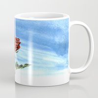 The Little Prince's Rose Mug