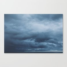 Currents Canvas Print