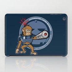 Automated Laser Monkey iPad Case