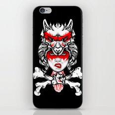 Foxxy iPhone & iPod Skin