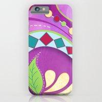 Purple Tango iPhone 6 Slim Case